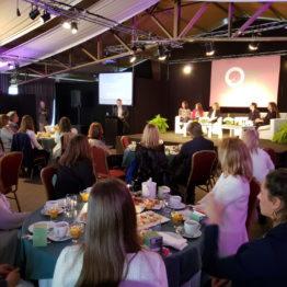 Conferencia La mujer en la Agro Industria (19)